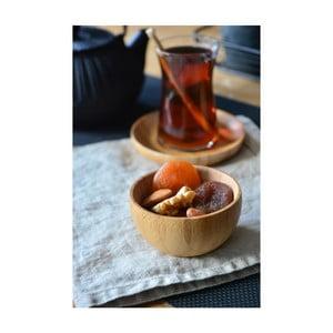 Zestaw 6 miseczek na małe przekąski Bambum Todo