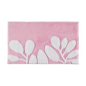 Dywanik łazienkowy Limra Pink, 60x100 cm