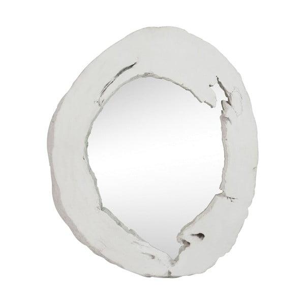 Lustro Round, białe