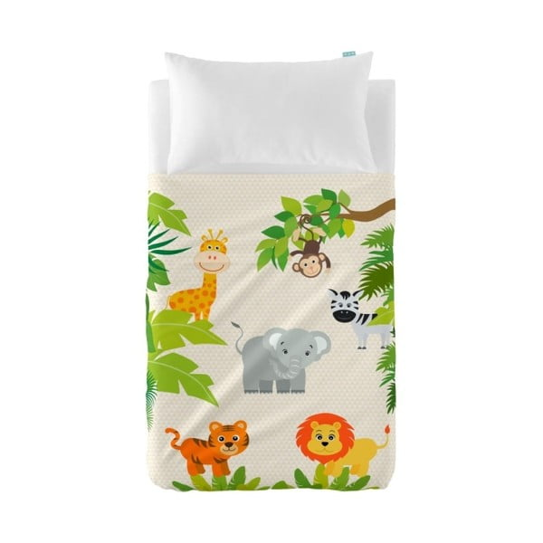 Narzuta Little W Jungle, 120x180 cm