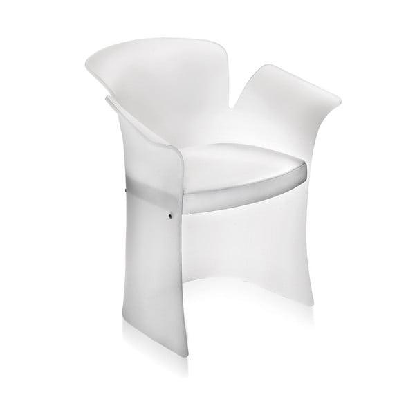 Fotel Toulipe Bianco