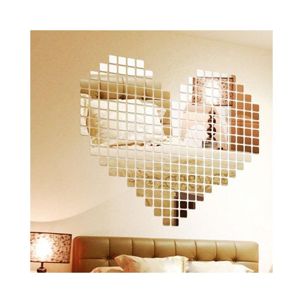 Zestaw 100 Naklejek Lustrzanych Ambiance Mosaic Bonami