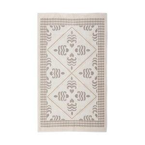 Kremowy dywan bawełniany Floorist Flair, 80x150cm