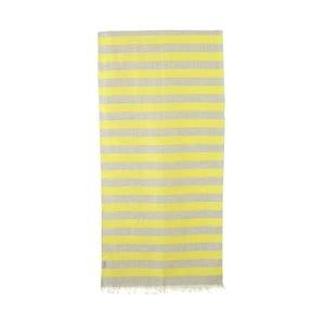 Wielofunkcyjny ręcznik Talihto Cosy Lemon