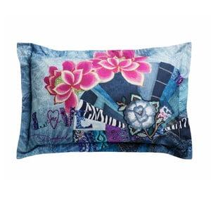 Poszewka na poduszkę DESIGUAL Denim Folk, 70x90 cm