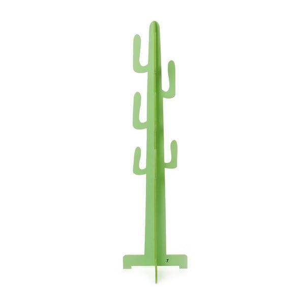 Zielony wieszak stojący Tomasucci Mexico