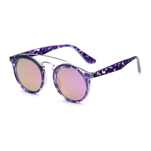 Okulary przeciwsłoneczne David LocCo Timeless Shiny Morada