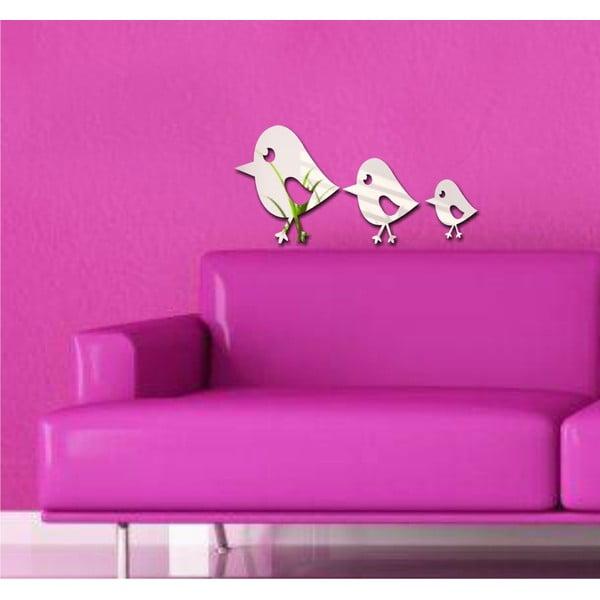 Lustro dekoracyjne Bird Family