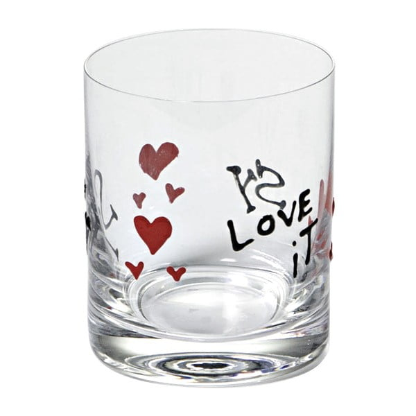 Zestaw szklanek Fade Love Sweet Years, 6 szt.