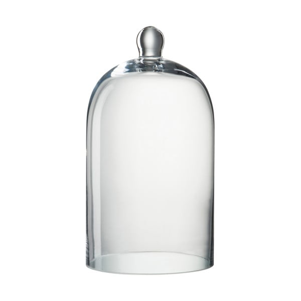 Szklany   dekoracyjny klosz Bell, wysokość 35 cm