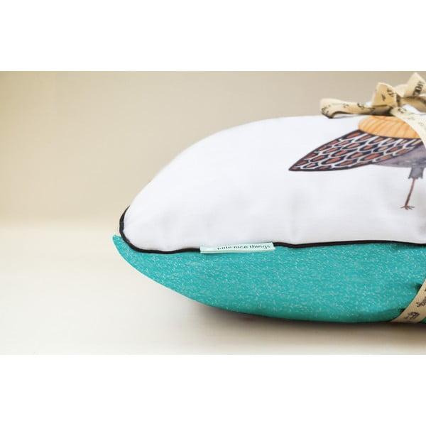 Poduszka Pillow Bird, 45x45 cm