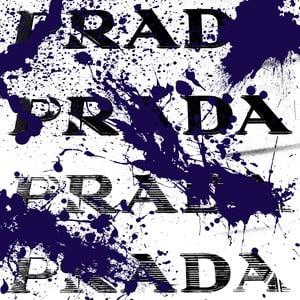 Obraz Beautiful Vandal White, 30x30 cm