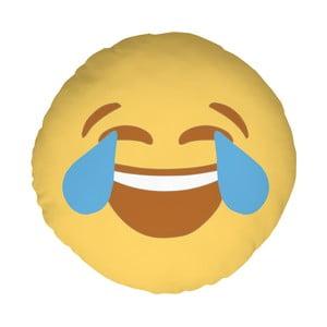Poduszka Emoji Cry, 39 cm