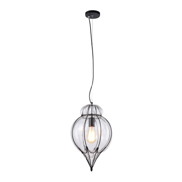 Lampa Candellux Lighting Snitch 28, czarna