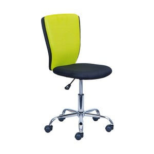 Zielony fotel biurowy 13Casa Judy