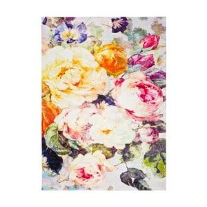 Dywan Universal Chenile Flowerina, 80x150 cm