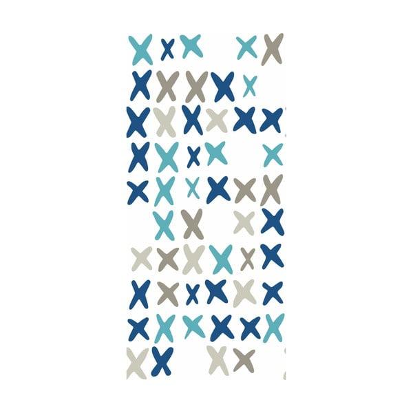Pościel IXC Nordicos Azul, 240x220 cm