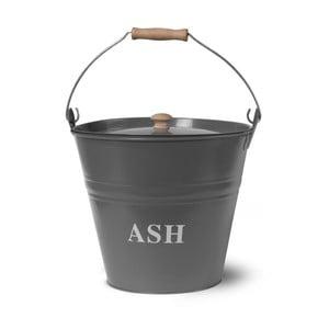 Kosz na popiół z pokrywą Ash