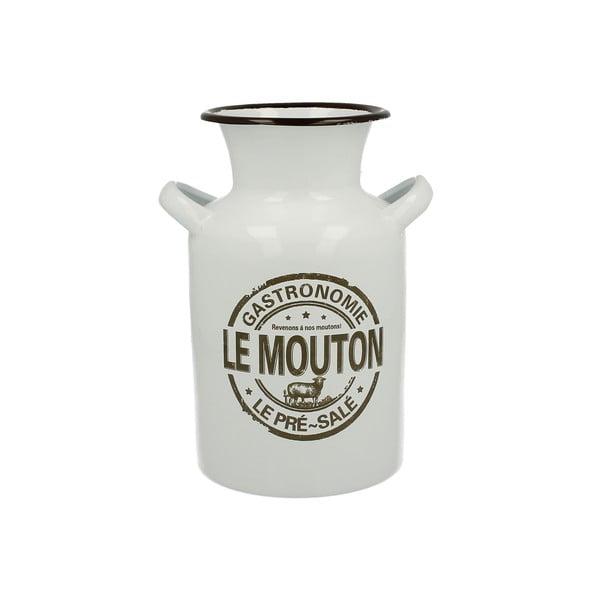 Emaliowany dzban na mleko Le Mouton