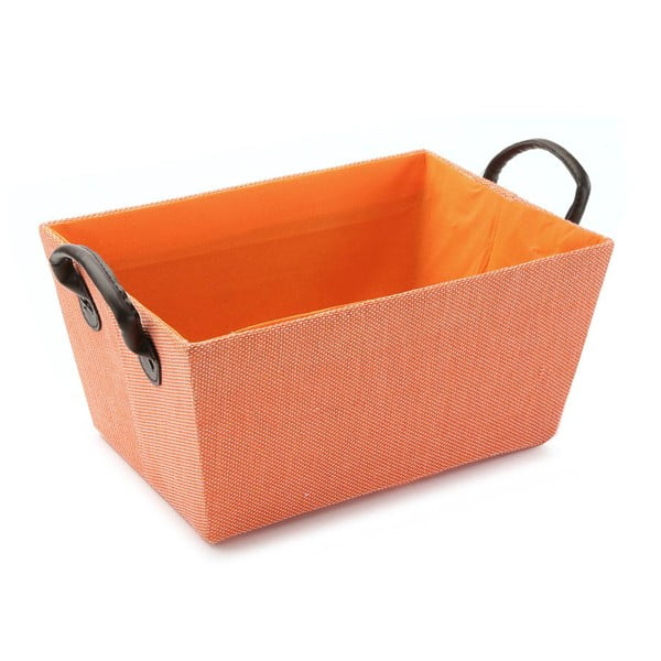 Kosz z uchwytami Versa Orange Handle