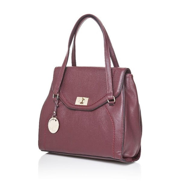 Torebka Donnatello Bordeaux Flap
