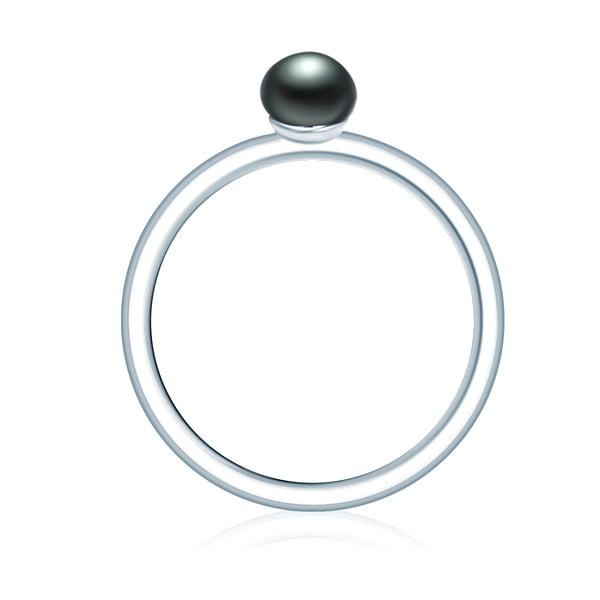 Pierścionek z perłą Nova Pearls Copenhagen Nila, rozm.52