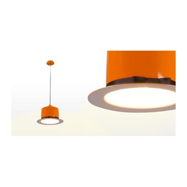 Lampa sufitowa Hat Orange/White