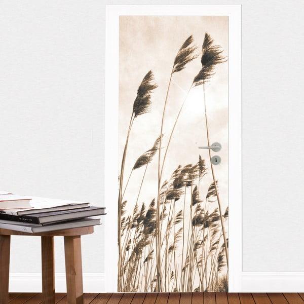 Naklejka na drzwi Natural Breeze