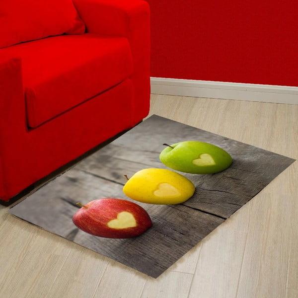 Chodnik winylowy Apple, 52x75 cm