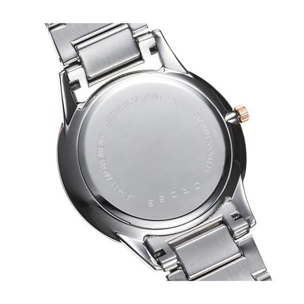 Zegarek męski Cross Franklin Silver White, 43.5 mm