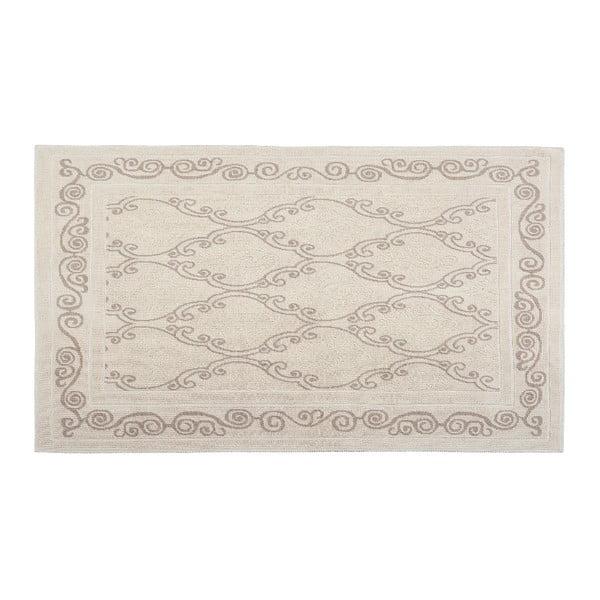 Dywan bawełniany Gina 100x200 cm, kremowy