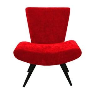 Fotel Max Red