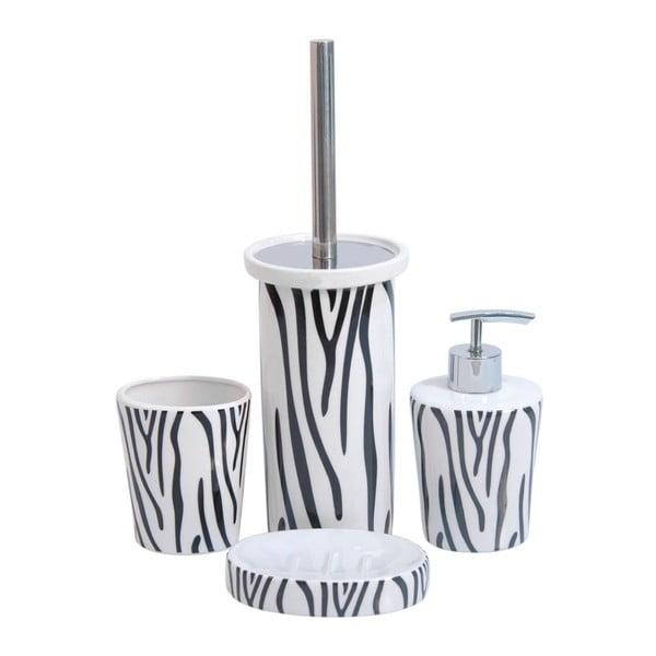 Zestaw łazienkowy Zebra