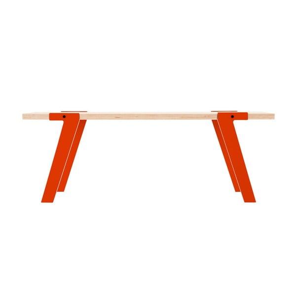Pomarańczowa ławka rform Switch 05