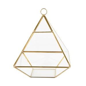 Terrarium dekoracyjne Sass & Belle Pyramid