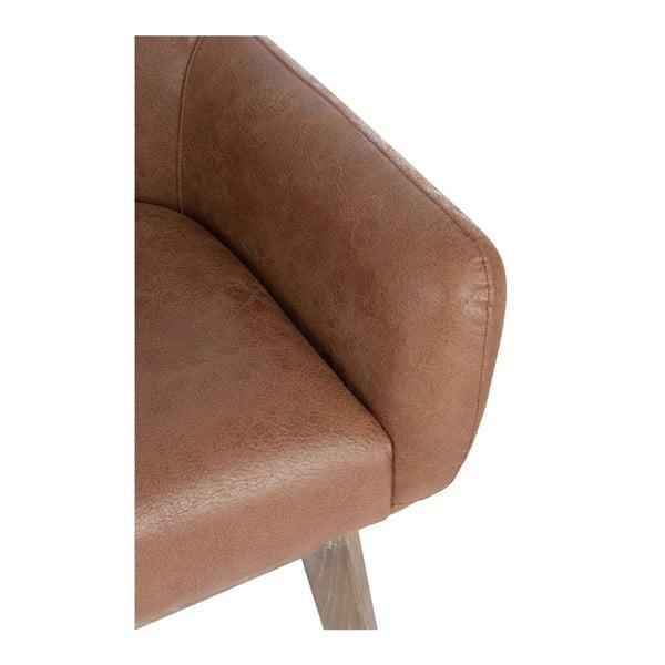 Krzesło J-Line Cross Leather
