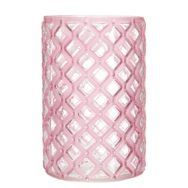 Wazon Hurr Pink, 11x20 cm