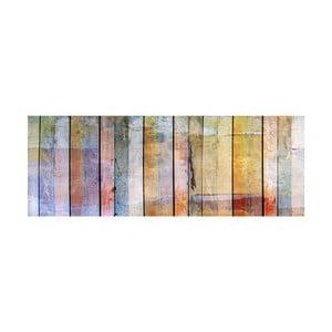 Dywan winylowy Maderas de Colores, 50x100 cm