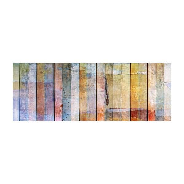 Dywan winylowy Maderas de Colores, 50x120 cm