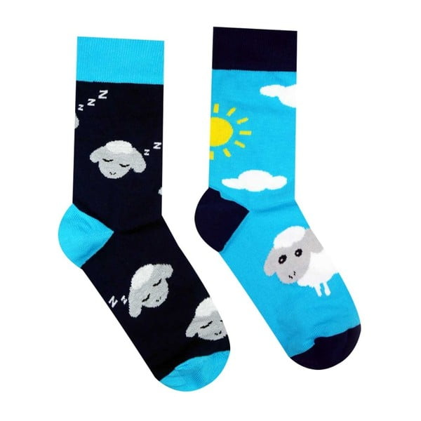 Skarpetki bawełniane Hesty Socks Owieczka, rozm. 39-42