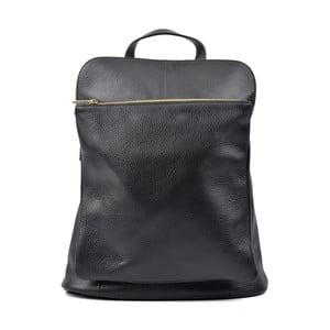 Czarny plecak skórzany Isabella Rhea Turo