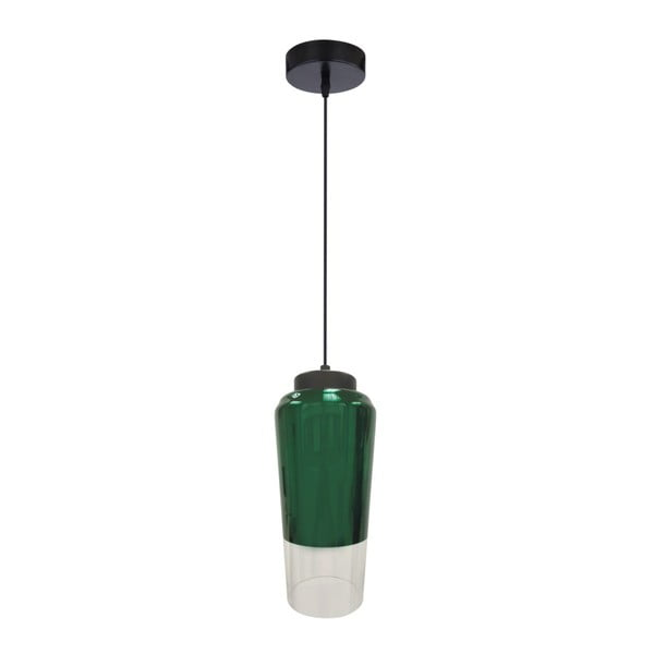 Lampa Candellux Lighting Tube 13, zielona