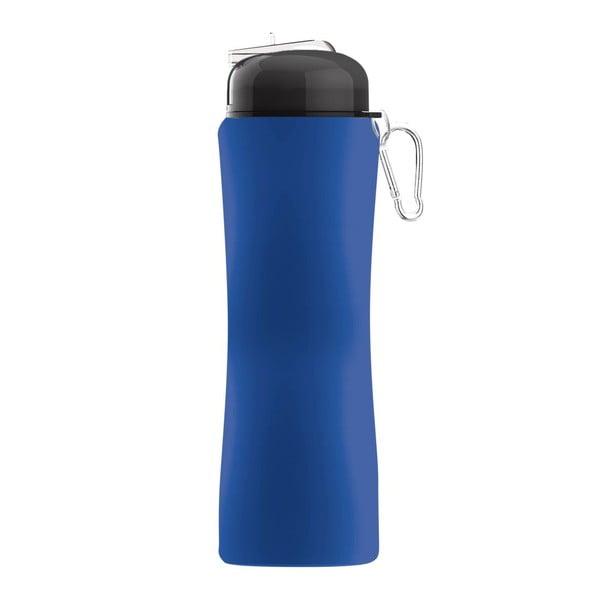 Rewolucyjna butelka Sili-Squeeze, niebieska, 650 ml