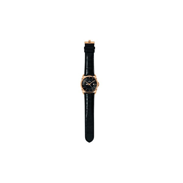 Zegarek damski Charmex New York Black/Gold