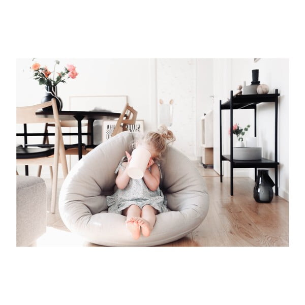 Dziecięcy fotel rozkładany Karup Mini Nido