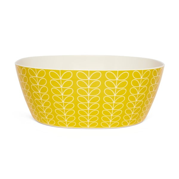 Miska Orla Kiely Lemon Sorbet, 27 cm