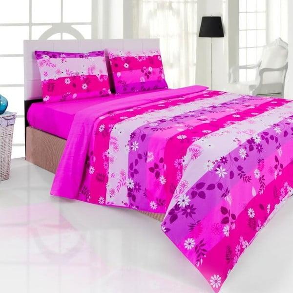 Komplet pościeli Pink, 220x200 cm