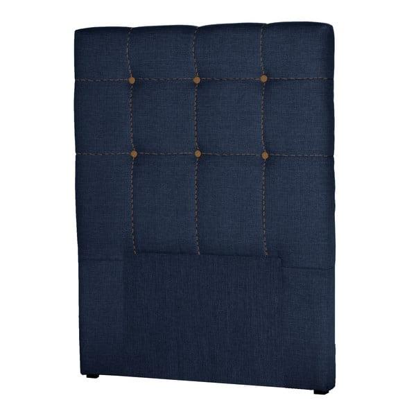 Granatowy zagłówek łóżka Stella Cadente Planet, 90x118 cm
