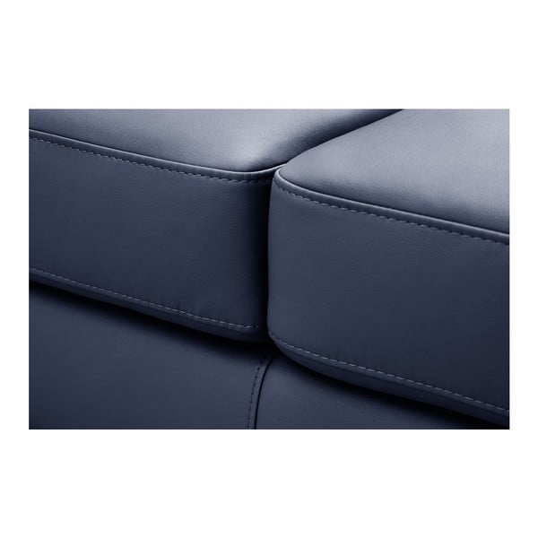 Niebieska sofa Backstage