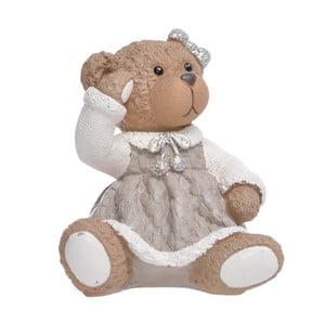 Figurka dekoracyjna Ewax Girl Bear